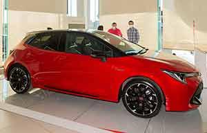 3millions d'hybrides Toyota vendues rien qu'en Europe