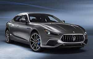 Maserati Ghibli hybride:la noblesse n'y est pas