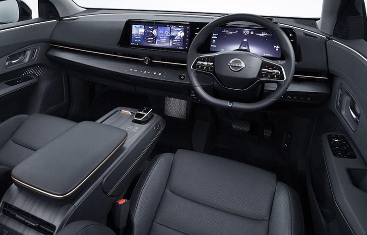 Nissan Ariya crossover électrique