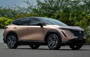 Nissan Ariya, la seconde électrique est arrivée