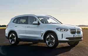 BMW iX3: l'électrique en milieu de gamme
