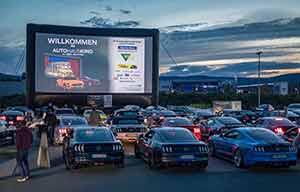 Quand les Mustang vont au cinéma
