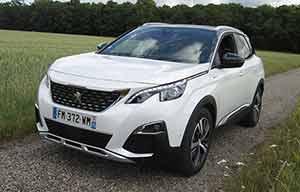 Peugeot 3008 Hybrid4 300ch - Essai détaillé