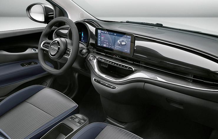 Fiat 500 électrique France Edition
