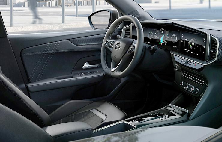 Opel Mokka électrique