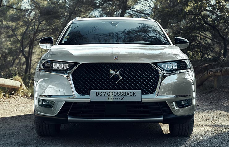 DS7 Crossback E-Tense 225 hybride rechargeable