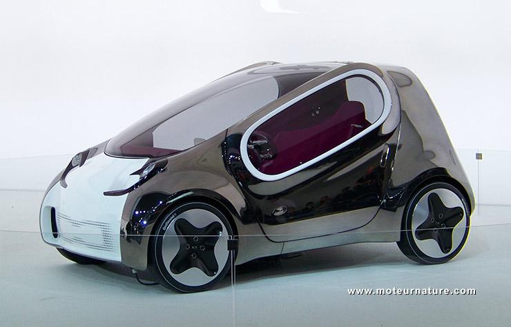 concept-car Kia Pop