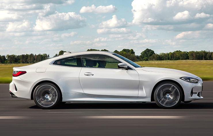 Coupé BMW série 4