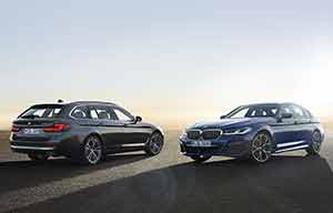 BMW série 5 : plus de performances, mais surtout rationalisation