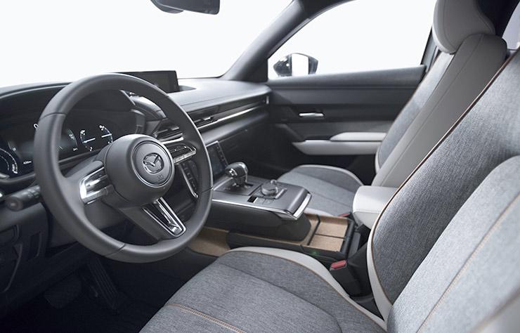 Mazda MX-30 électrique
