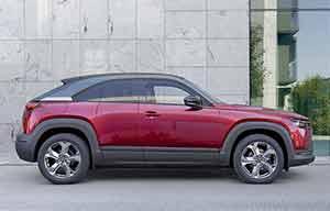 Mazda MX-30: plus risquée qu'audacieuse