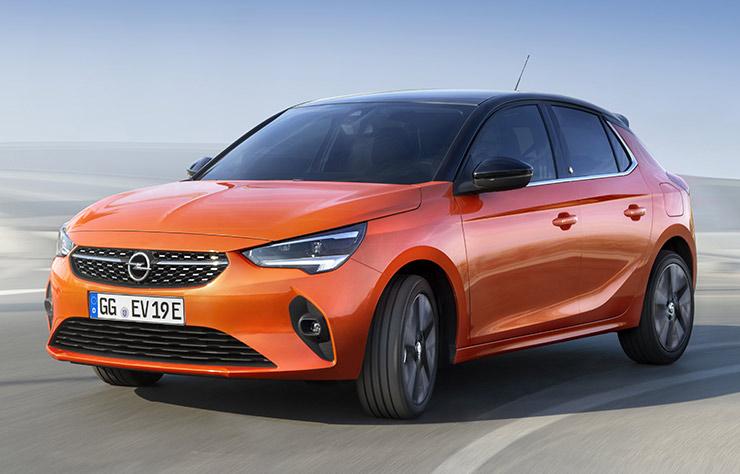 Les roues vertes de MoteurNature : Opel Corsa-e