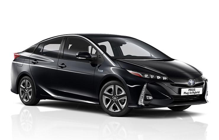 Les roues vertes de MoteurNature : Toyota Prius hybride rechargeable