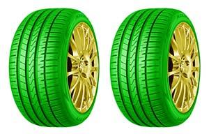Les roues vertes de MoteurNature