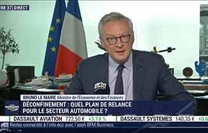 Bruno Le Maire voudrait que les constructeurs relocalisent, mais...