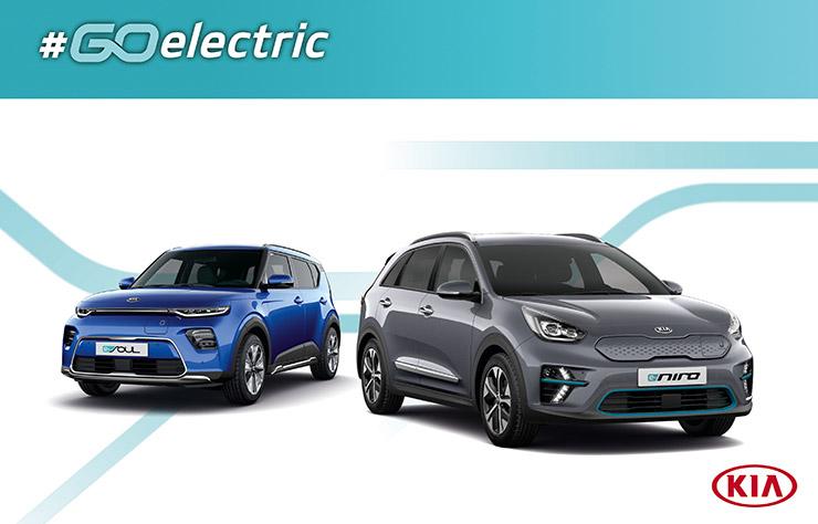 Kia et les voitures électrique en Europe