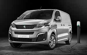 Peugeot e-Expert, l'utilitaire du lion est électrique