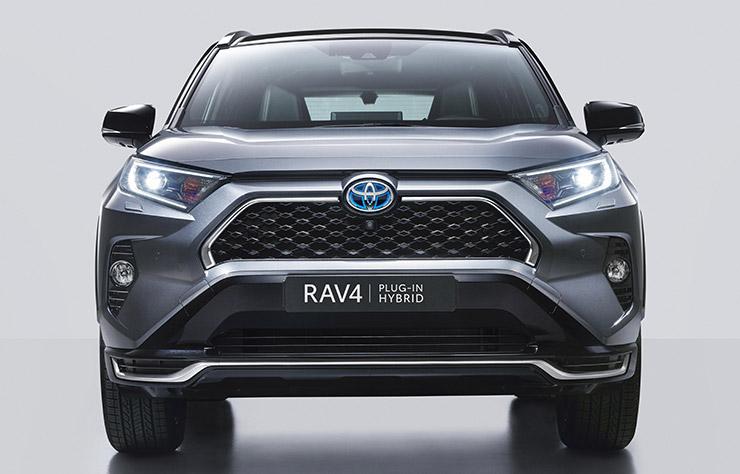 Toyota RAV4 Hybrid Plug-in