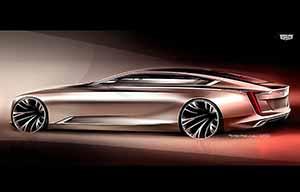 Cadillac Celestiq, le futur standard du monde?