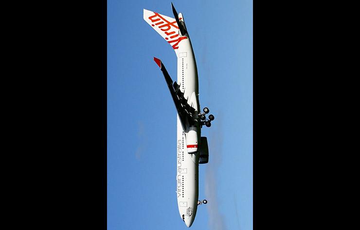 Avion Virgin Australia