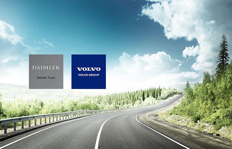 Daimler avec Volvo