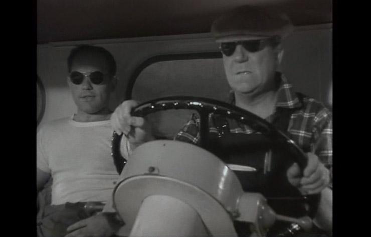 Jean gabin, chauffeur routier