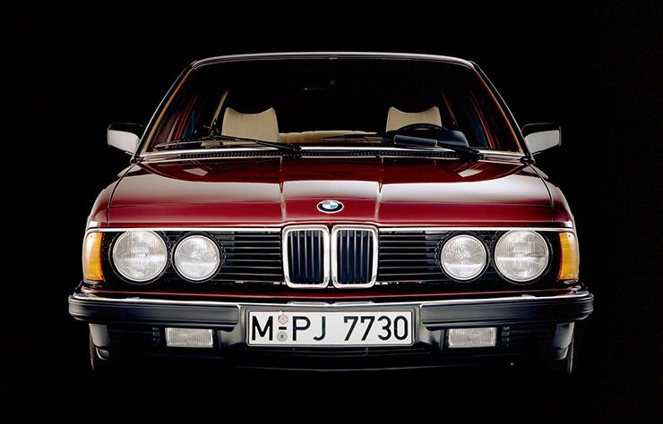 BMW série 7 de première génération