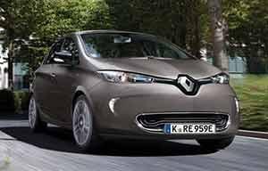 30000 Renault Zoé en Allemagne