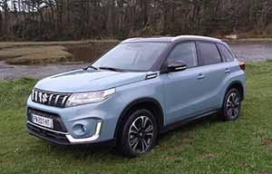 Suzuki Vitara & S-Cross Hybrid 48V
