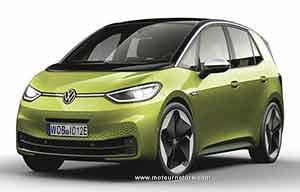 Premières infos sur la Volkswagen ID.1