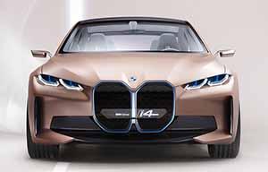 BMW i4, une future reine de la route