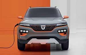 Dacia Spring Electric Concept, l'annonciatrice tant attendue