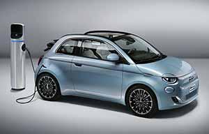 500 Electrique, une petite chic qui est plus qu'une Fiat?