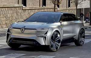Batterie à capacité variable pour le Renault Morphoz