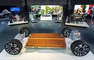 General Motors lance la batterie Ultium 2fois plus grosse que celle des Tesla