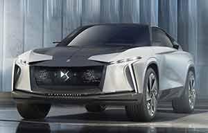 DS Aero Sport Lounge, une française pour concurrencer Tesla?