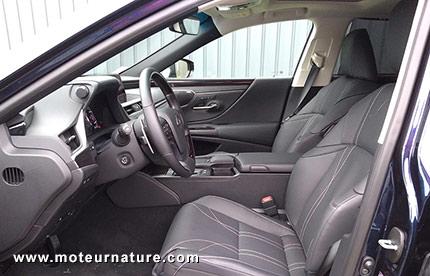Lexus ES300h hybride