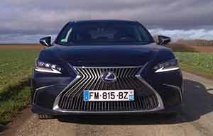 Lexus ES300h hybride, essai détaillé