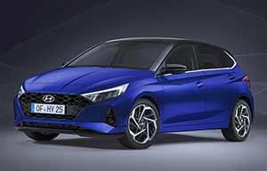 Hyundai i20, premiers tours de roue électrifiés