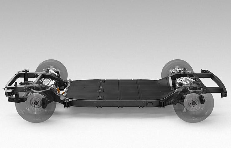 skateboard électrique de Canoo