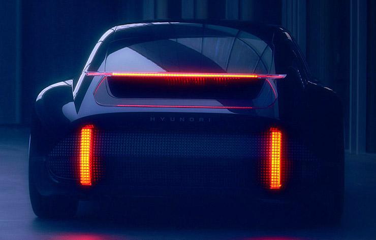 Concept électrique Hyundai Prophecy