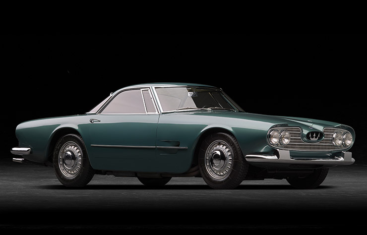 Maserati 5000 GT de 1959