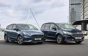Ford S-Max et Galaxy hybrides, la bonne surprise