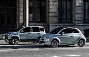 Fiat choisit le bas de gamme pour ses 500 et Panda hybrides