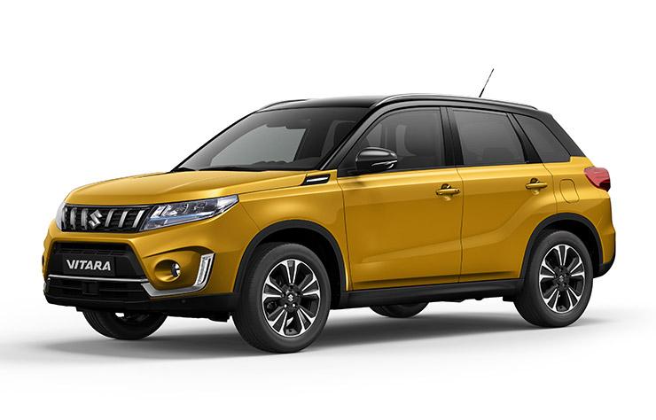 Suzuki Vitara Hybrid SHVS