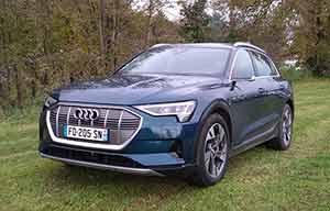 Audi e-tron - Essai détaillé