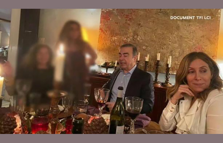 Carlos Ghosn libre au Liban