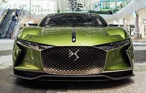 Père Noël, apporte-nous une DS E-Tense avec moteur Maserati