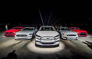 La future Ford électrique sur base Volkswagen serait une mini Mustang Mach E?