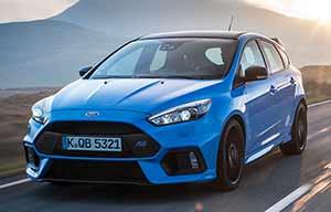 La prochaine Ford Focus RS serait hybride
